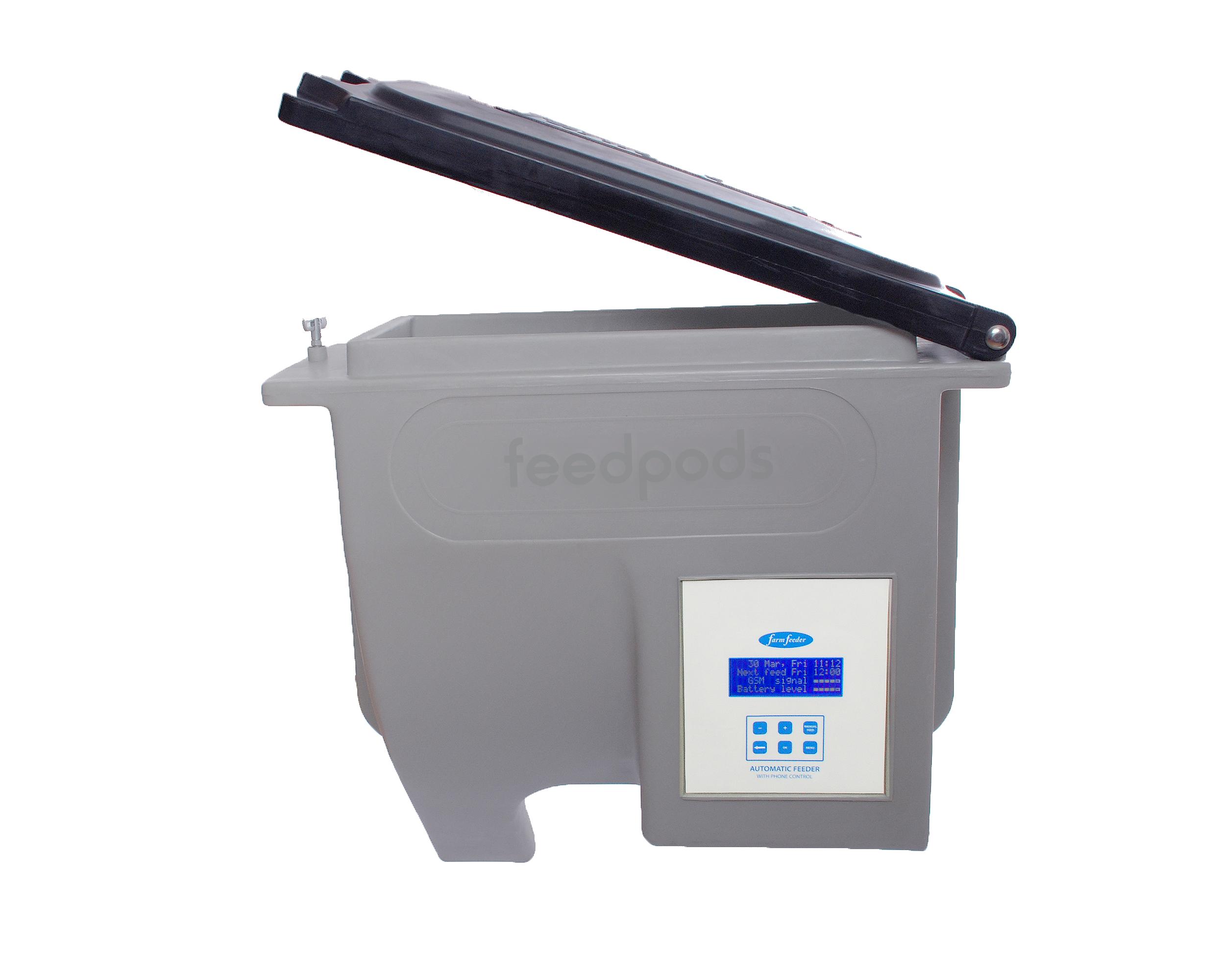 feedpods - Automatic Zoo feeder